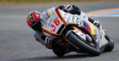 Scott Redding gana la carrera de Moto2 en Le Mans