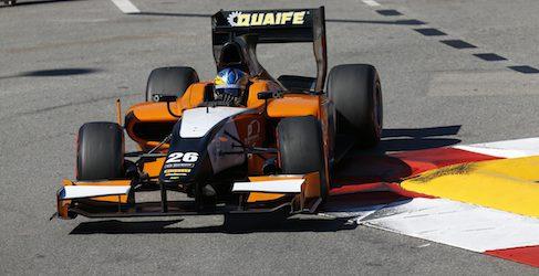 Stefano Coletti es más líder tras ganar el sprint de Mónaco