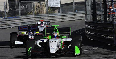 Nico Muller aprovecha su pole para ganar en Mónaco