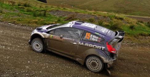 El Rally Gales GB 2013 tiene itinerario y horarios