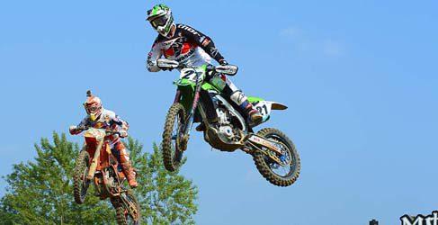MXGP Italia: Paulin y Herlings logran las victorias
