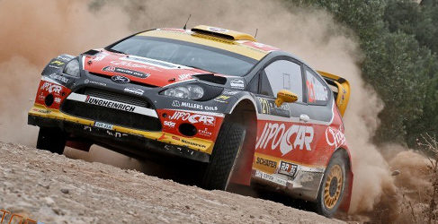 El Rally de Cerdeña llama a la puerta del WRC 2013