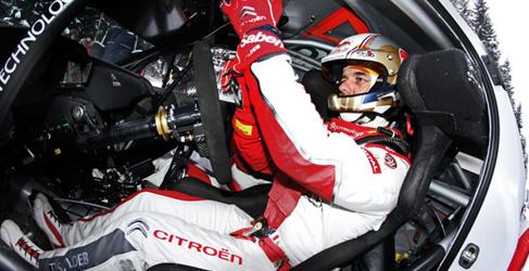 Citroën Racing suplicará más pruebas del WRC a Loeb
