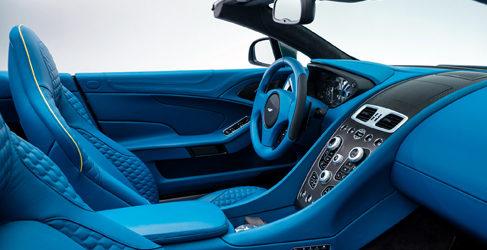 Descubre el nuevo Aston Martin Vanquish Volante