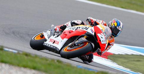 Los pilotos de MotoGP hablan tras la clasificación en Assen