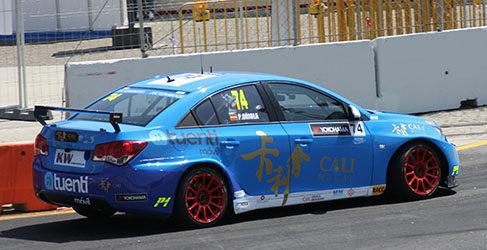 Yvan Muller lidera la segunda sesión del WTCC en Porto