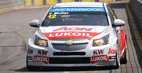Nueva pole para Yvan Muller en el WTCC en Porto