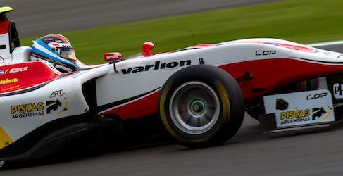Harvey suma en Silverstone su primer triunfo en GP3