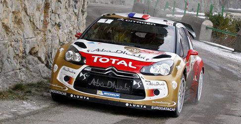 Sebastien Loeb dice no a más citas del WRC 2013