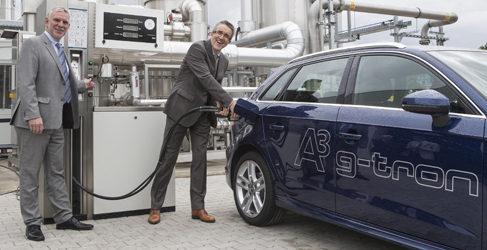 La planta de Audi e-gas en Werlte es una realidad