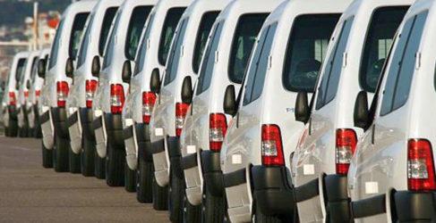 Vehículos comerciales a tenor del Plan PIMA Aire en junio