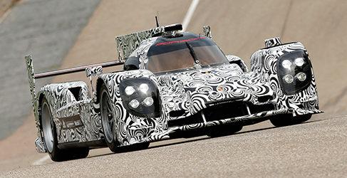 Audi y Toyota, tranquilos tras el test de Porsche
