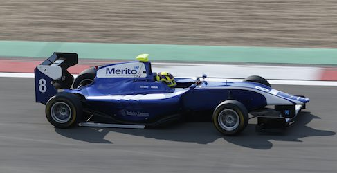 McKee sorprende en GP3 con su victoria en Nürburgring