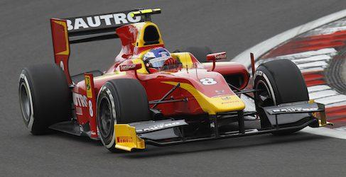 Lancaster triunfa por 2º domingo consecutivo en GP2