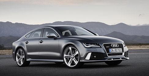 Audi pone precio al RS7