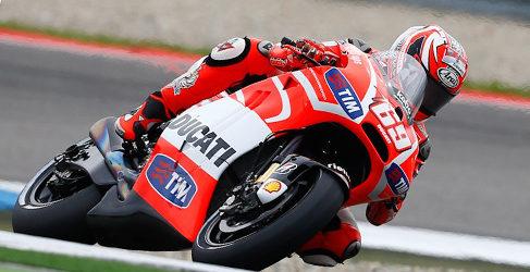 Tarea complicada para Ducati en Sachsenring