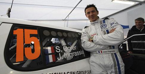 Julien Ingrassia todavía no sabe si estará en Finlandia