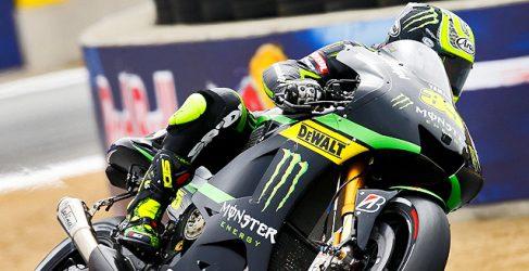 Cal Crutchlow lidera los FP1 MotoGP de Laguna Seca