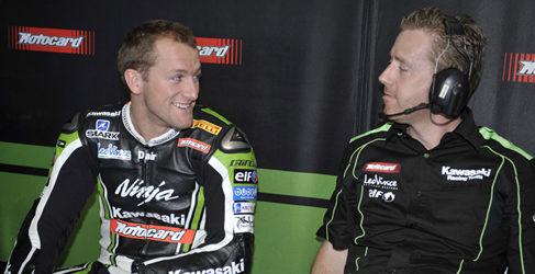 Tom Sykes renueva con Kawasaki SBK para 2014