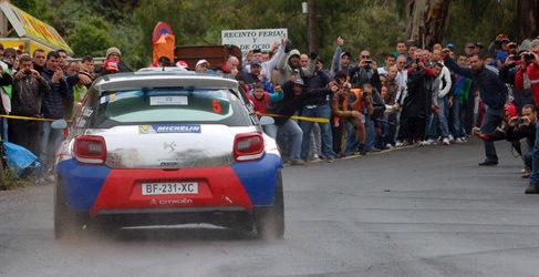 Eurosport emitirá 4 especiales del Rally de Polonia del ERC
