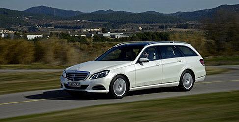Transmisión automática de 9 relaciones para Mercedes