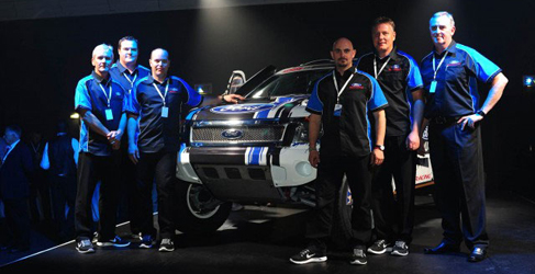 ford racing dakar 2014