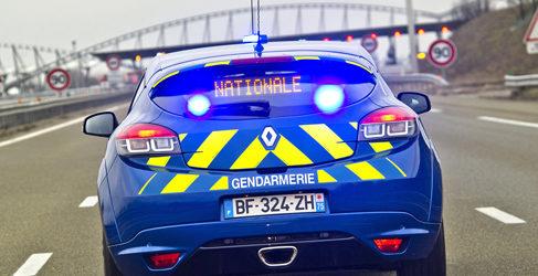 Francia sancionará a los conductores españoles