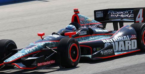 Ryan Briscoe acompañará a Ingall en los V8 Supercars
