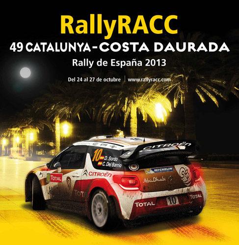 rally catalunya poster