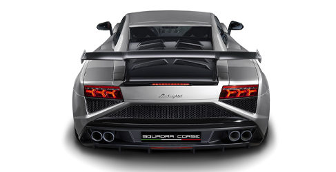 """El Lamborghini Gallardo muere con el """"Squadra Corse"""""""