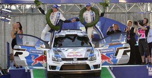 Sebastien Ogier ganará el WRC 2013 en Alemania si...
