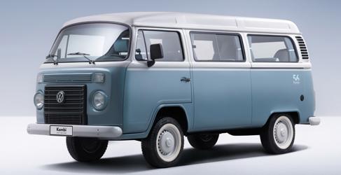 La Volkswagen Kombi se despide 56 años después