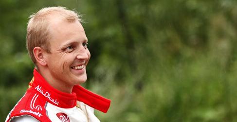 Citroën Racing a por nota en el Rally de Alemania