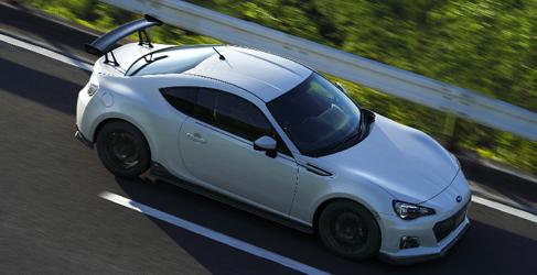Subaru BRZ version tS, sólo para Japón