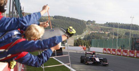Previo Bélgica GP2 2013: Llega la recta final