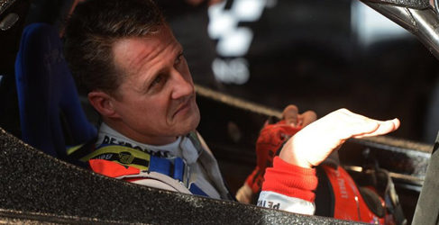 Michael Schumacher no falta al Race of Champions 2013