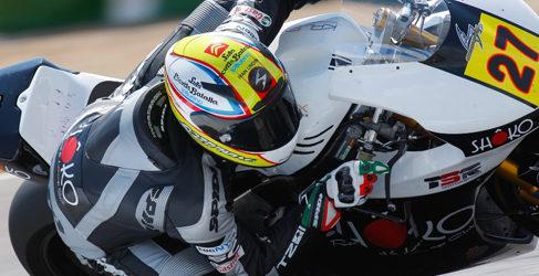 Dani Rivas en el Blusens Avintia Moto2 desde Brno