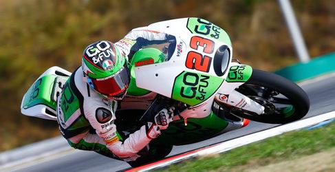 Gresini elige KTM para su equipo de Moto3 en 2014