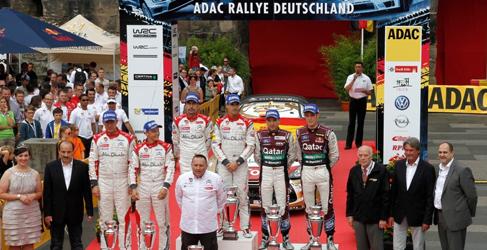 Así está el WRC 2013 tras el Rally de Alemania