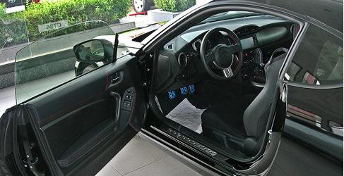 Toma de contacto: Toyota GT86