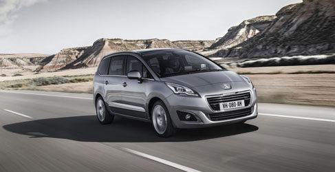 Aquí tenéis las fotos del nuevo Peugeot 5008