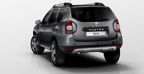 Nuevo Dacia Duster: Más todoterreno que nunca