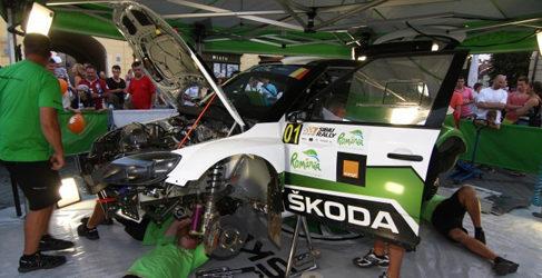 Barum Czech Rally Zlín... ¿Repetirá victoria Skoda?