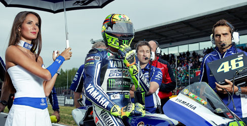 Necesidades para Lorenzo y Rossi en Silverstone