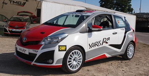 ¿El programa en el WRC de Toyota más cerca?