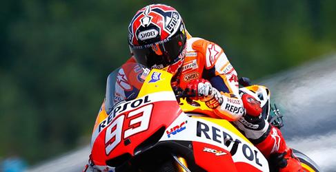 Lorenzo no se rinde en los FP2 MotoGP en Silverstone