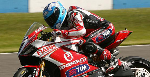 QP1 de Superbikes en Nürburgring para Chaz Davies
