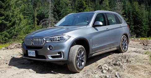 Llega la tercera generación del BMW X5