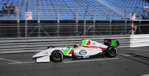 Sainz Jr. disputará las tres rondas finales de las World Series con Zeta Corse