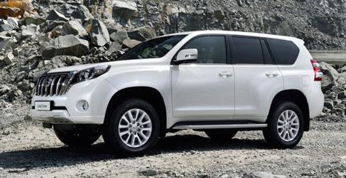 Actualización completa para el Toyota Land Cruiser